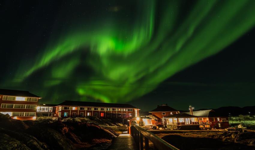 7 Hotel Terbaik di Seluruh Dunia untuk Menyaksikan Aurora