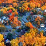 7 Tempat Terbaik di New England saat Musim Gugur